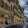 WBb259 - Street Scene, Florence, Italy