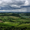WAb195 - View from Montepulciano, Italy