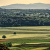 WAb55 - View from Monteriggioni, Tuscany, Italy