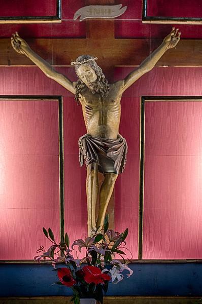 WBb1527 - Religious Icon, Cortona, Italy