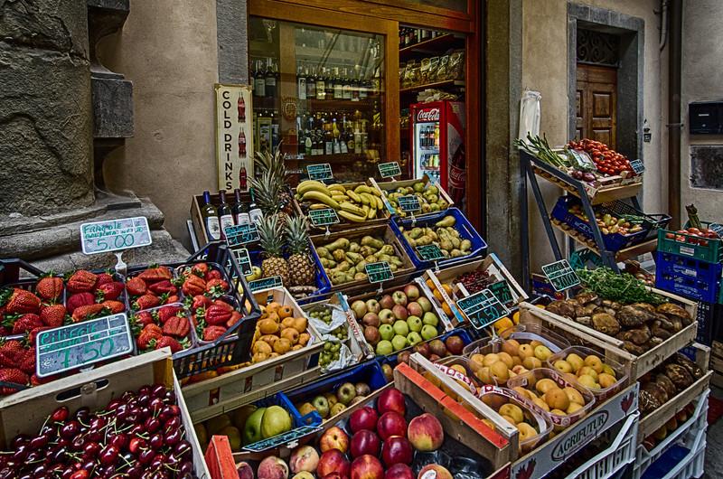 WBb1502 - Grocery, Cortona, Italy
