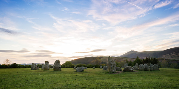 Castlerigg Stone Circle - Keswick - Lake District