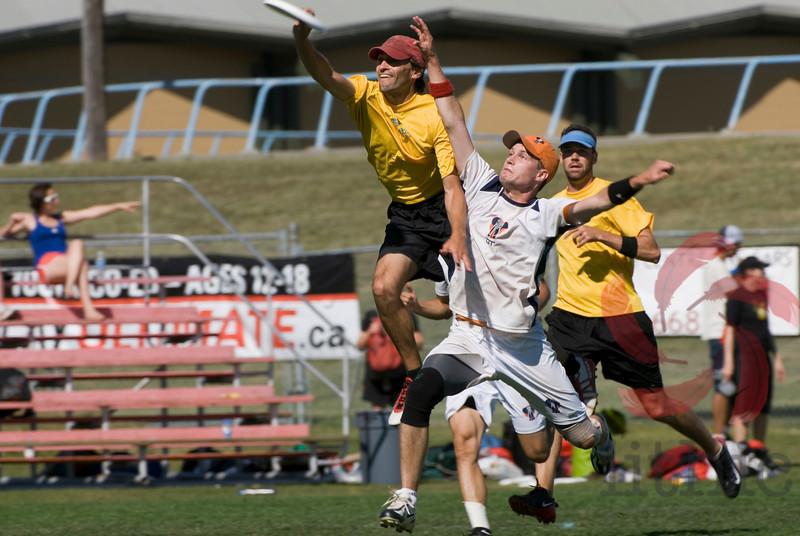 2008 Canadian Ultimate Championships, Calgary, Alberta, Canada