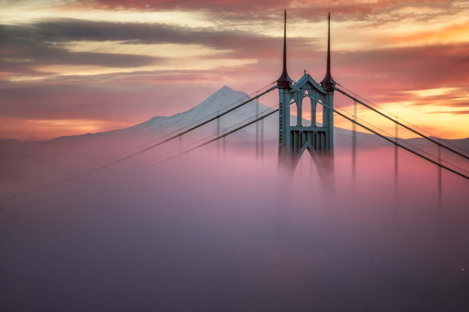 RIsing Above the Fog