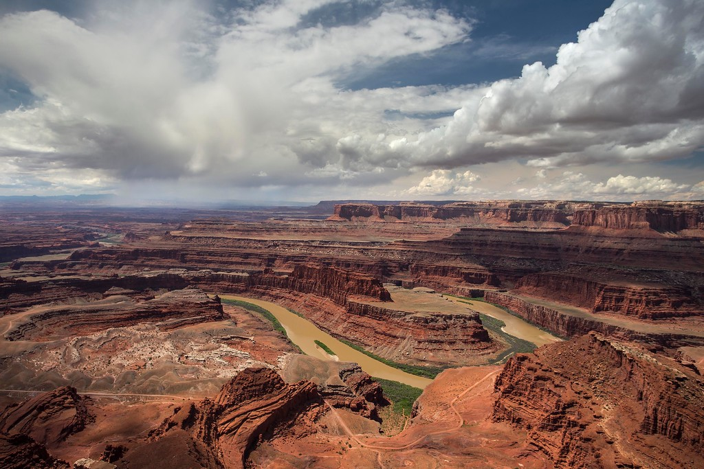 Gooseneck, Colorado River, Dead Horse Point State Park, Utah