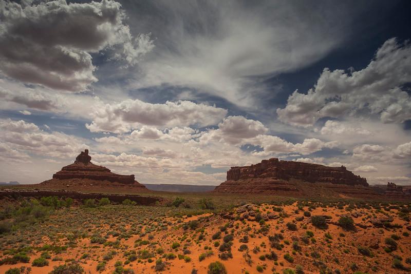 Valley of the Gods SP, Utah