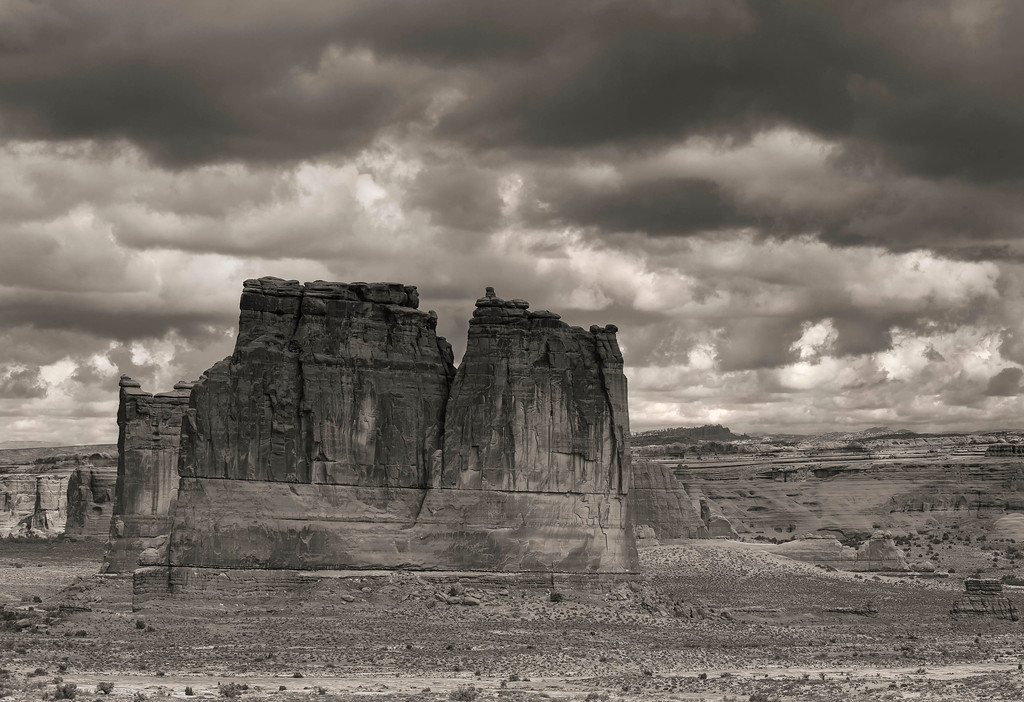 Tower of Babel, Arches National Park, Utah