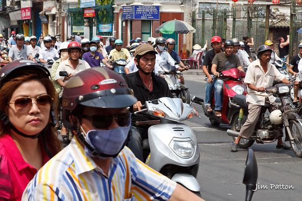 Millions of Motorbikes