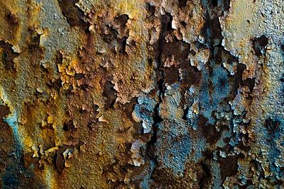 Rusty Map