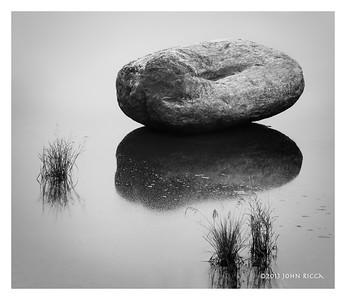 Wood Rock In False Kalamath Cove