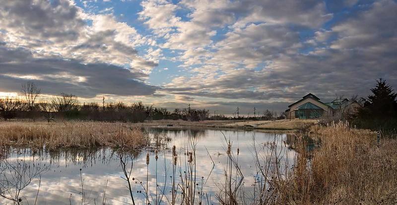 Great Plains Nature Center Dawn