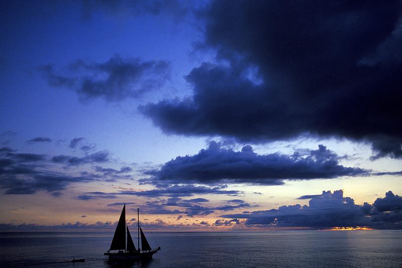 WAb13 Sunset Cruise, Aruba