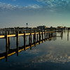 WBa361 - Silver Lake Pier, Ocracoke Is, NC