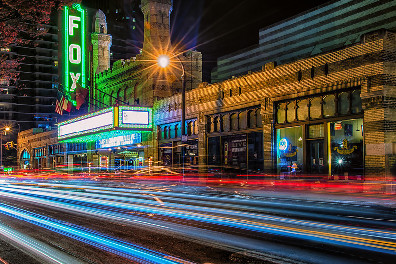 WBa655 Fox Theatre, Atlanta, GA