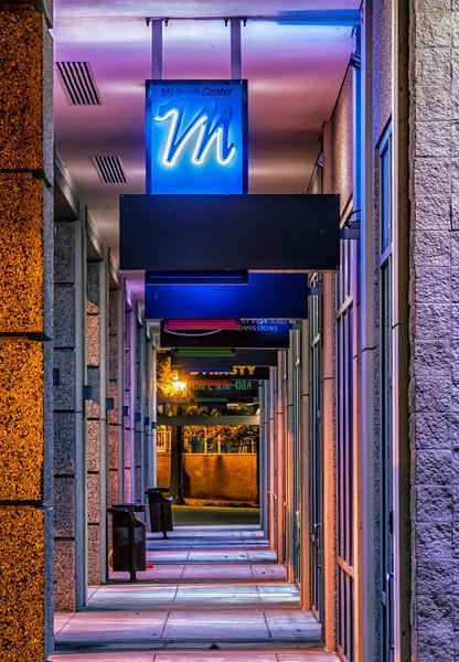 WBa625 Atlanta Streetscape #1, Atlanta, GA