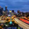 WBa581 Atlanta Skyline #2, Atlanta, GA