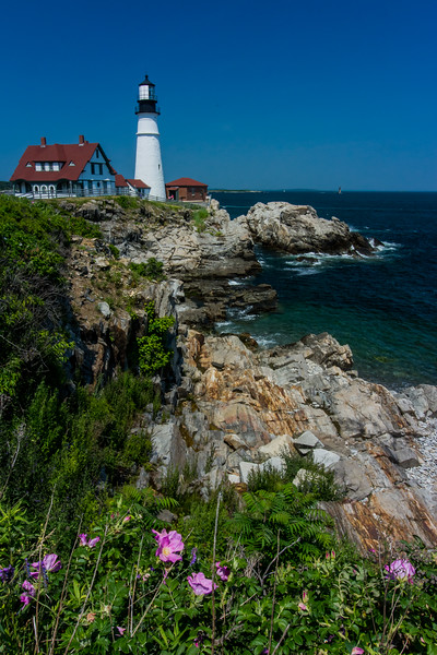 WAa1797 Portland Head Light, Cape Elizabeth, ME