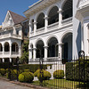 WBa93 - Southern Mansions, The Battery, Charleston, SC