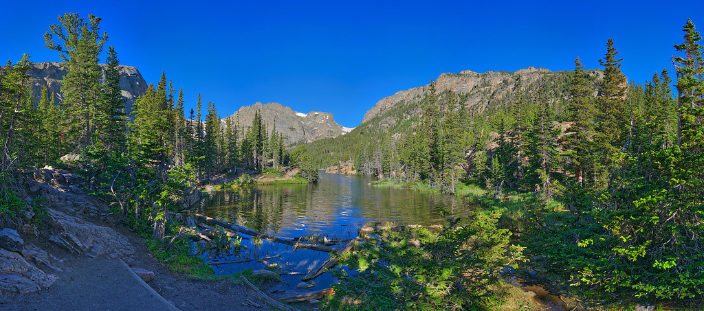 The Loch #1, Rocky Mountain National Park, CO