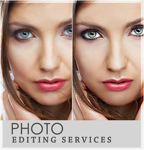 Photo Retouching and Editing Services