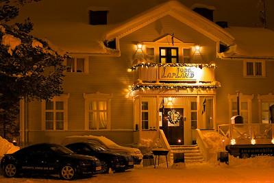 Lapland Lodge -  Arvidsjaur, Lappland Schweden  Lapland Lodge -  Arvidsjaur, Lapland, Sweden - mehr dazu im Blog: Winter in Lappland