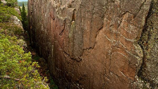 Slåttdalsskrevan, Skuleskogen Nationalpark - Schweden
