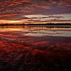 """Sonnenuntergang wie ein Backdraft, Rheinauen - Deutschland <br>Sunset like a Backdraft, Rheinauen - Germany<br><br> - mehr dazu im Blog: <a href=""""http://arnohelfer.wordpress.com/2014/03/29/magische-lichtmomente/"""">Magische (Licht)Momente</a>"""