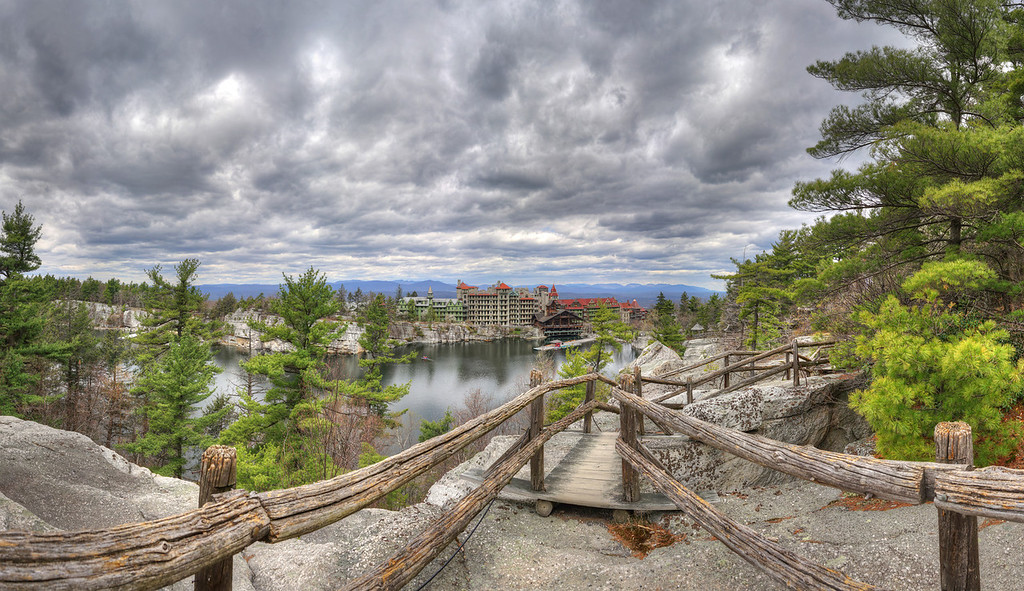 Mohonk Mountain House, New Paltz, NY