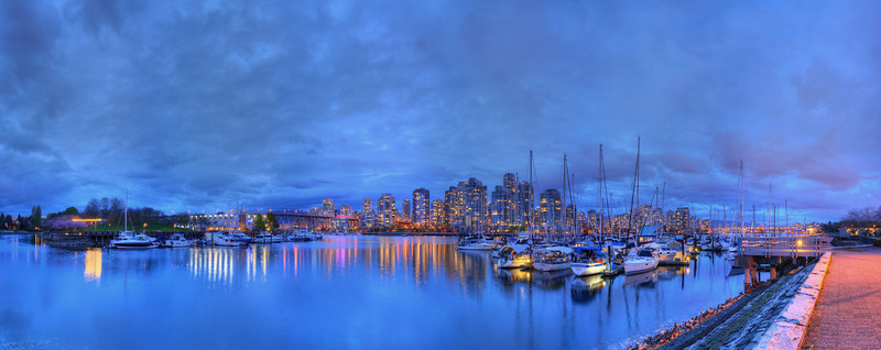 Vancouver Twilight, Vancouver, BC