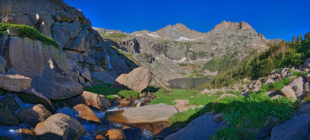 Black Lake Vista #2, Rocky Mountain National Park, CO
