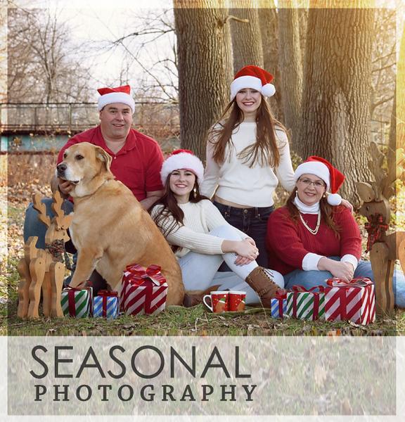 Christmas Holiday Photography in Buffalo, NY