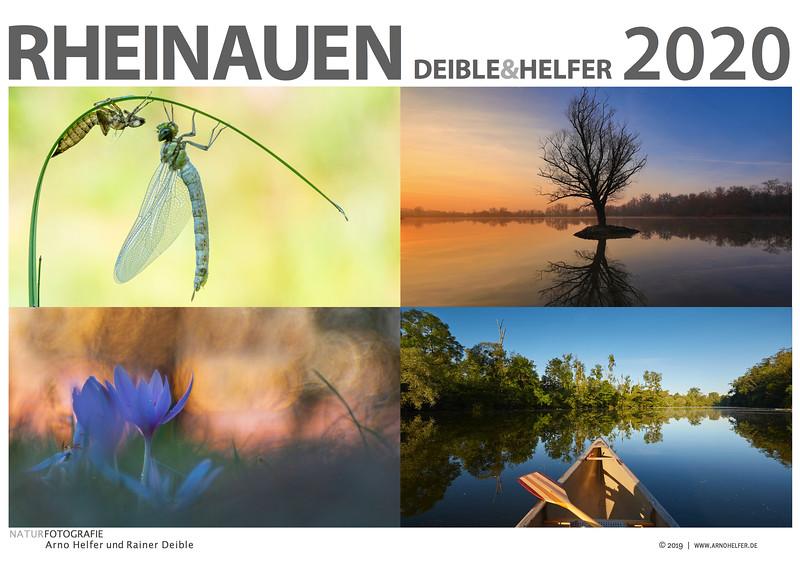 RHEINAUEN-Kalender 2020
