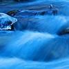 Blaua Stunde am Dorferbach, Kals am Großglockner, Osttriol