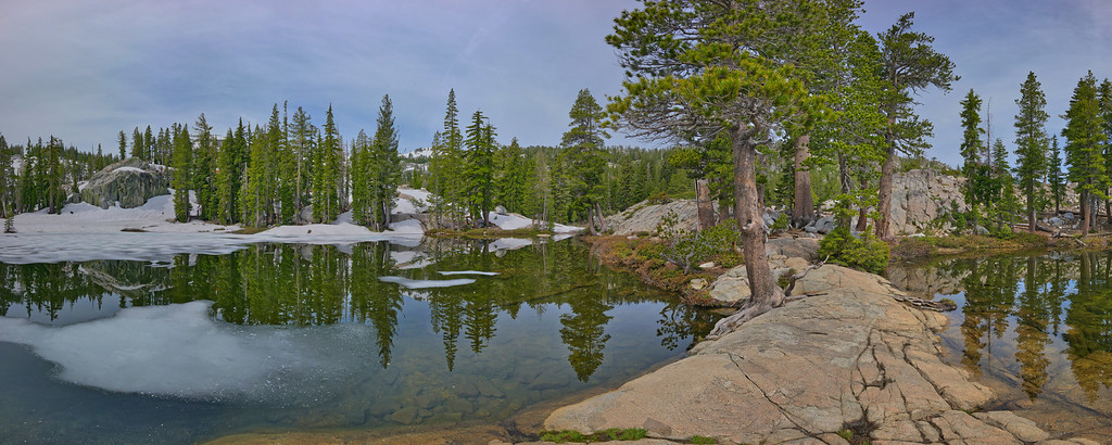 Shirley Lake, Squaw Valley, CA