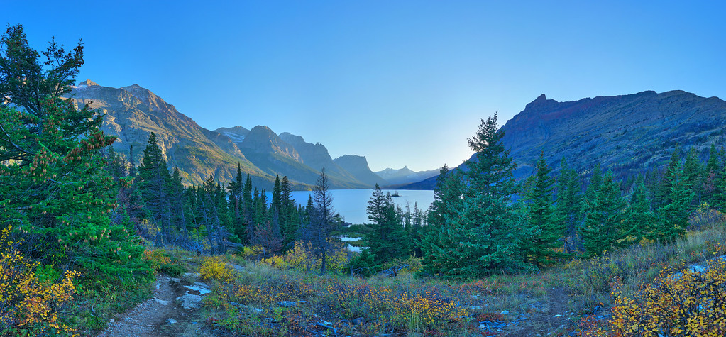 Wild Goose Island Overlook #2, Glacier National Park, MT