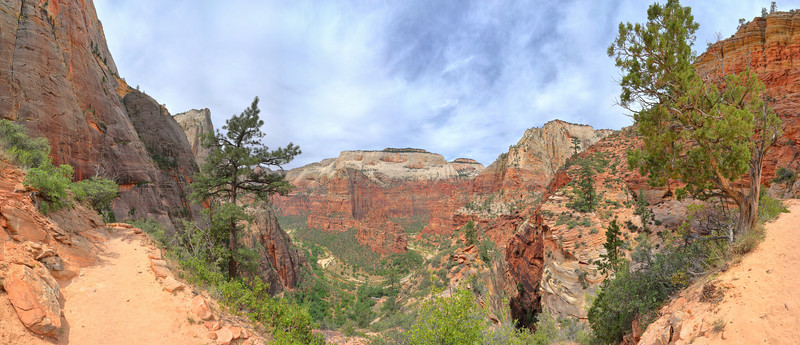 East Rim Trail, Zion National Park, UT
