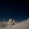 """Winterwunderland um Mitternacht auf dem Akkanolke bei Arvidsjaur - Lappland, Schweden<br /><br />  Winter Wonderland at midnight on the Akkanolke near Arvidsjaur - Lapland, Sweden<br /><br /> - mehr dazu im Blog: <br /><a href=""""http://arnohelfer.wordpress.com/2013/01/06/winter-in-lappland/"""">Winter in Lappland</a><br />"""