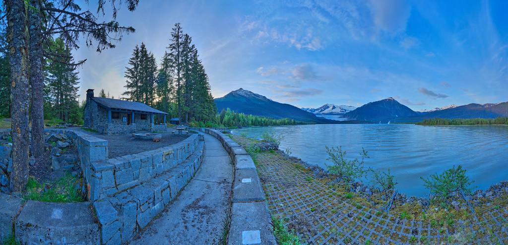 Skater's Cabin, Juneau, AK