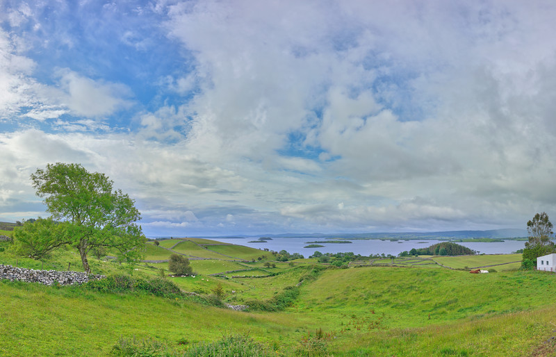 Lough Corrib, Ireland