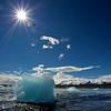 "Eisberge am Jökulsárlón Strand - Island<br /><br />  Icebergs at Jökulsárlón Beach - Iceland<br /><br />  - mehr dazu im Blog: <a href=""http://arnohelfer.wordpress.com/2013/07/29/jokulsarlon/"">Jökulsárlón</a>"