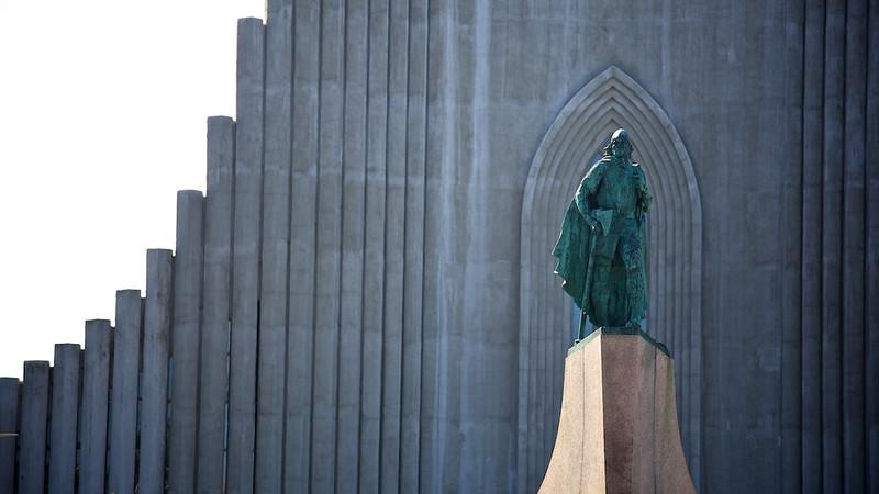 "Leifr Eiricsson - Son of Iceland, Reykjavík - Iceland<br /><br />  <br /><br />  - mehr dazu im Blog: <a href=""http://arnohelfer.wordpress.com/2013/07/14/island-10-tage-10-bilder/"">Island - 10 Tage, 10 Bilder</a>"