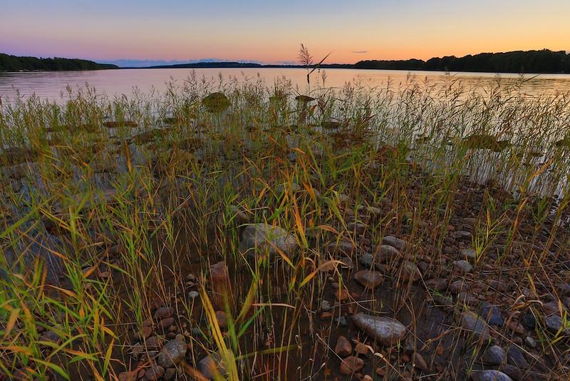 Evening in Småland - Ivö, Sweden
