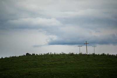 Crosses on a Hill