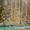 Hinter dem Wasserferfall - Inn, Altfinstermünz, Österreich/Schweiz<br /> Behind the waterfall - Inn, Altfinstermünz, Austria/Switzerland