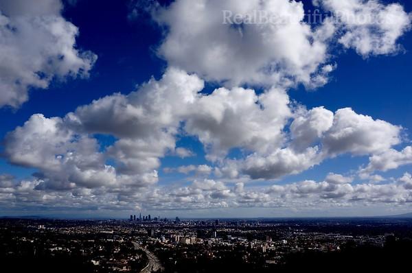 Los Angeles Sky