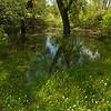 """Bellenkopf-Schleuse am Fermasee<br /><br />  <br /><br />  - mehr dazu im Blog: <a href=""""http://arnohelfer.wordpress.com/2013/06/03/der-braune-rhein/"""">Der braune Rhein</a>"""