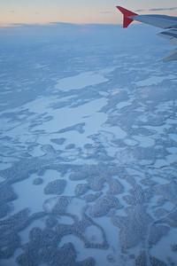 Schneebedeckte Seen - Lappland, Schweden  Snow-covered lakes - Lapland, Sweden  - mehr dazu im Blog: Winter in Lappland