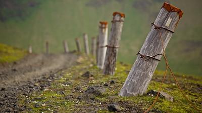 Sicherheit? - 'Leitplanken' - Island Safety? - 'Traffic barrier' - Iceland