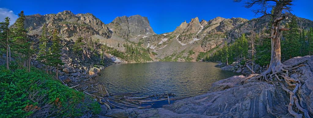 Emerald Lake 2016 #1, Rocky Mountain National Park, CO