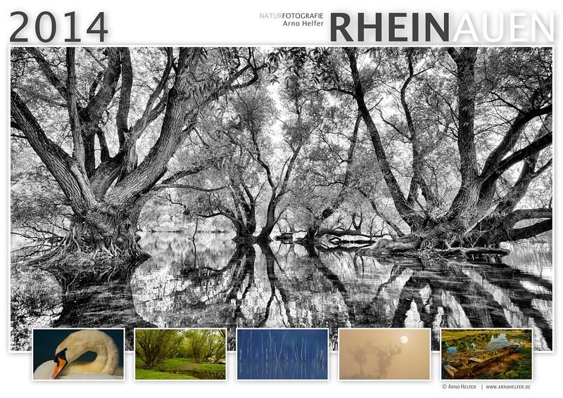 RHEINAUEN-Kalender 2014